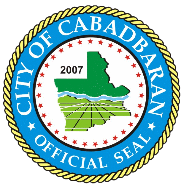 Cabadbaran City Seal