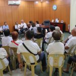 Courtesy Call - Senior Citizen Federation Officers