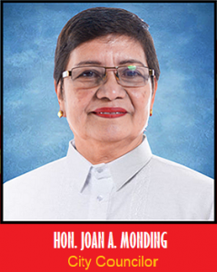 Councilor Joan A. Monding