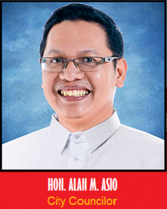 Councilor Alan M. Asio