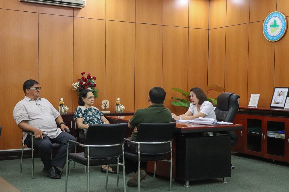 Courtesy Visit CSC Regional Director