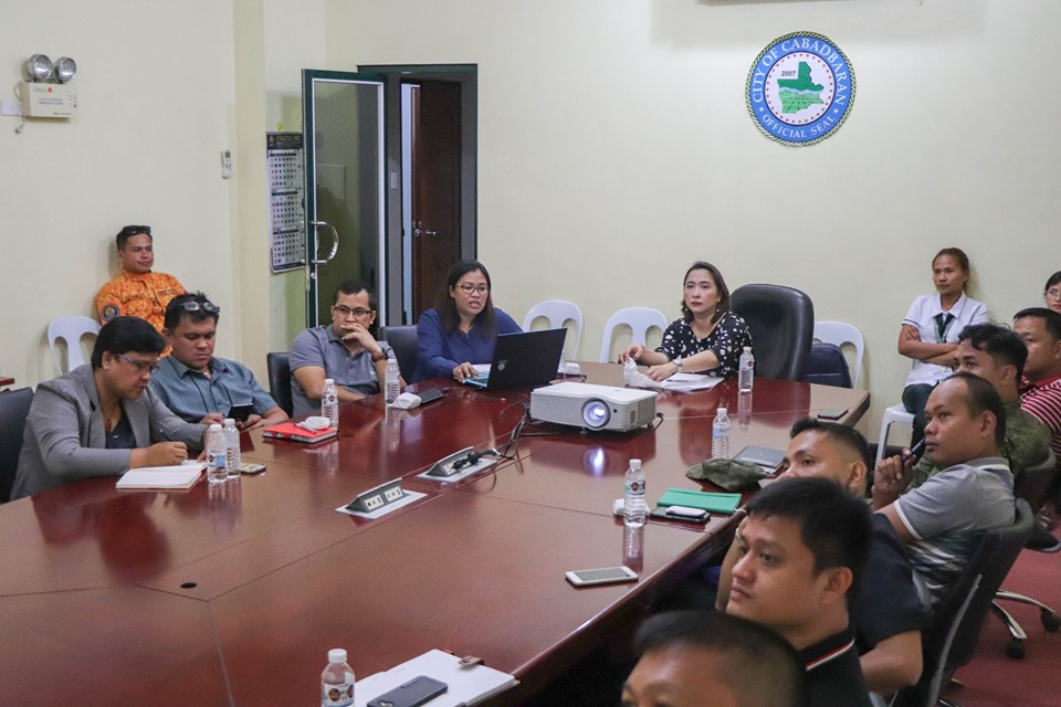 CDRRMC AIP 2019