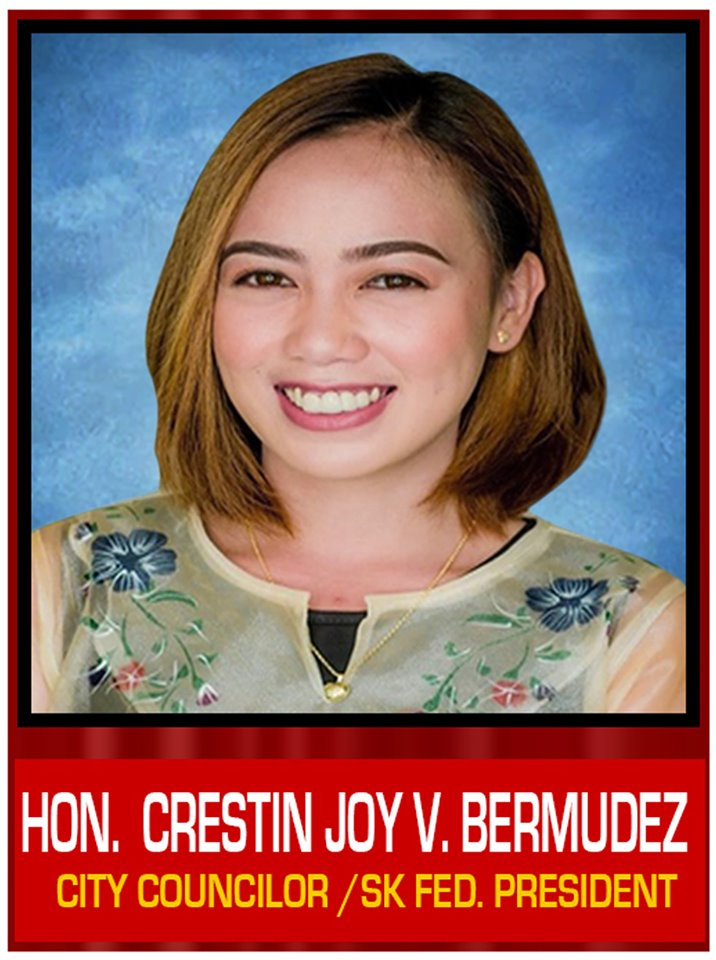 Councilor Cristen Joy V. Bermudez